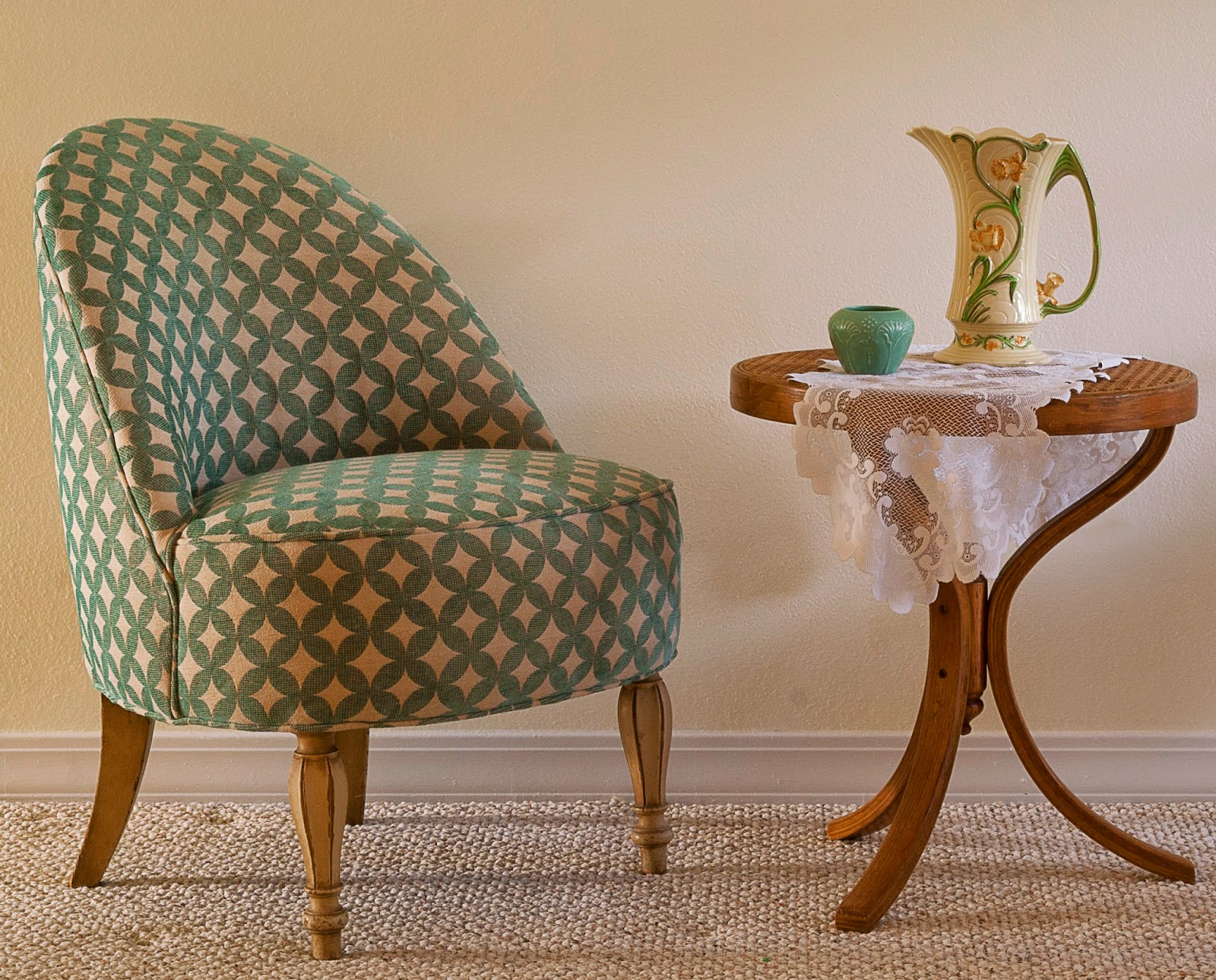 Upholstery makeover of a Goodwill chair, 8 tips for thrift shopping