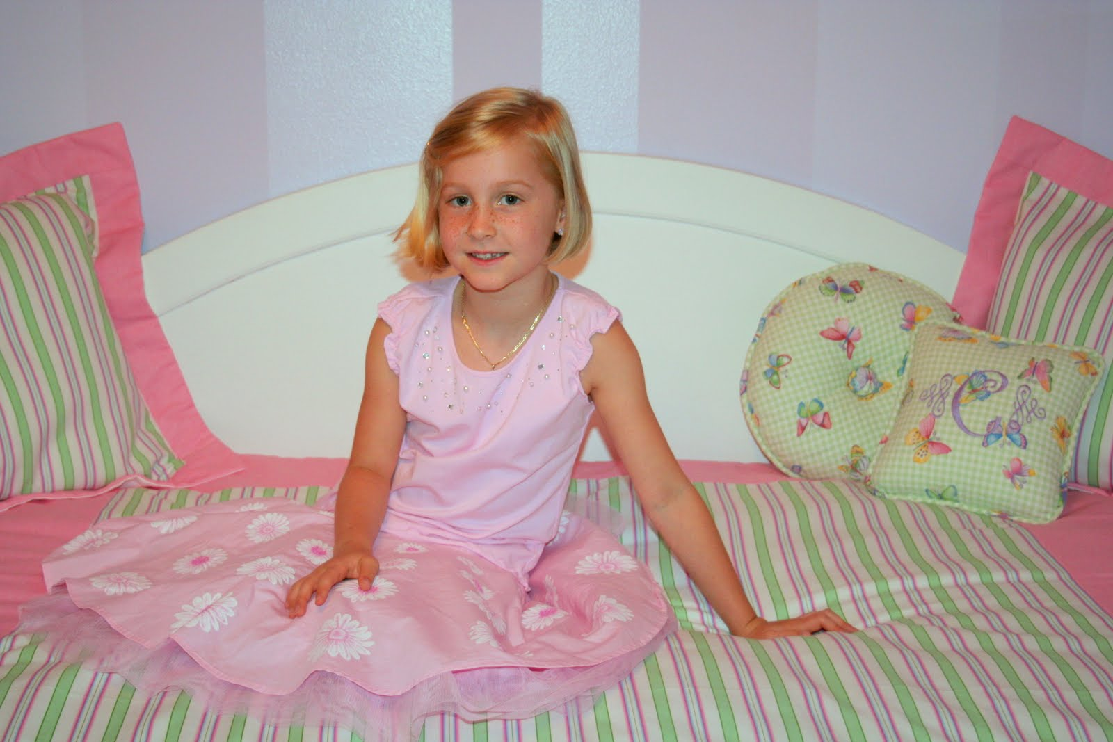 Bedding Fit for a Princess