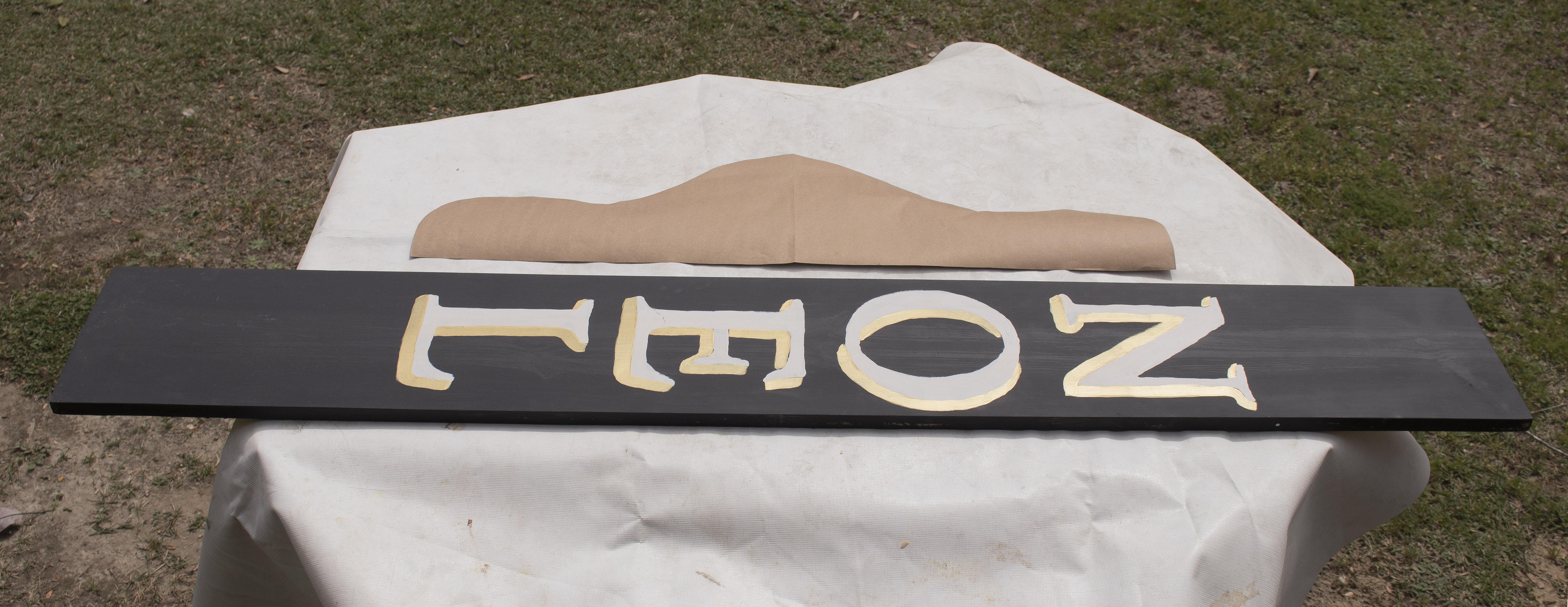 Shelf DIY Chalk Paint Fixer Upper Noel