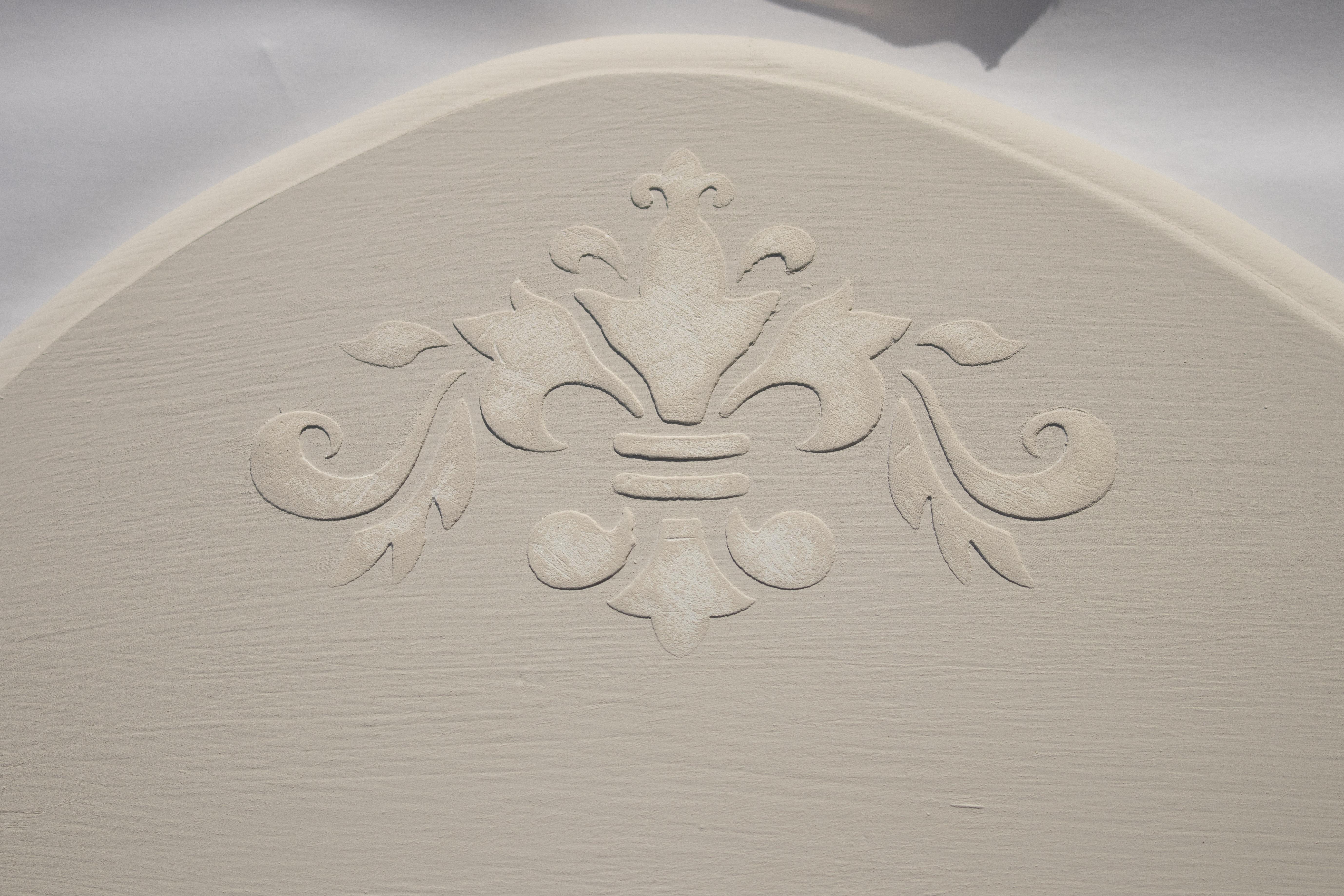 Shelf DIY Chalk Paint Fixer Upper After Sanding Mud