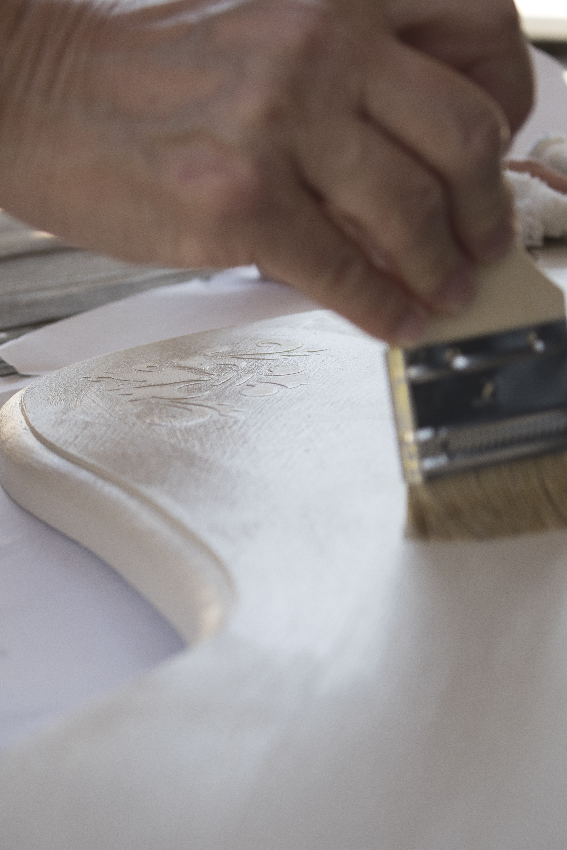 Shelf DIY Chalk Paint Fixer Upper Wax