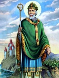 Saint Patrick's Day Saint Patrick image, learn the about Irish Emblems #ireland #treatyourself #coffeeinbed