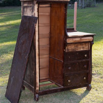 Antique Wardrobe Rescue