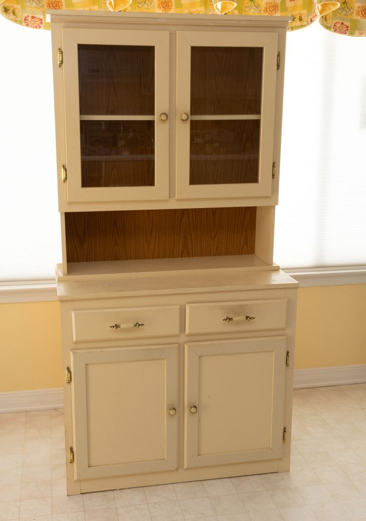 Cabinet empty