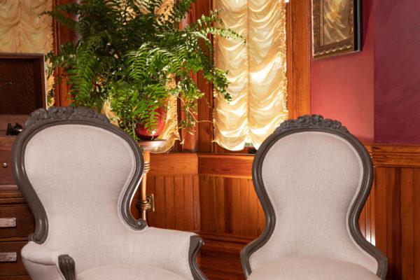 Upholstery Restoration Journey