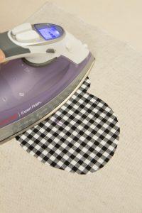 Ironing pieces, pumpking pillow free pattern
