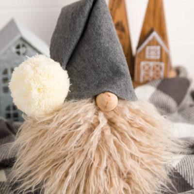 DIY Gnome Easy Step by Step Tutorial