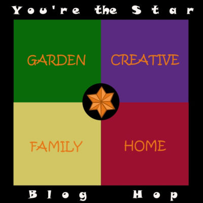 You're The Star – Garden Feature Week