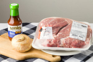 Simple Ingredients Pulled Pork