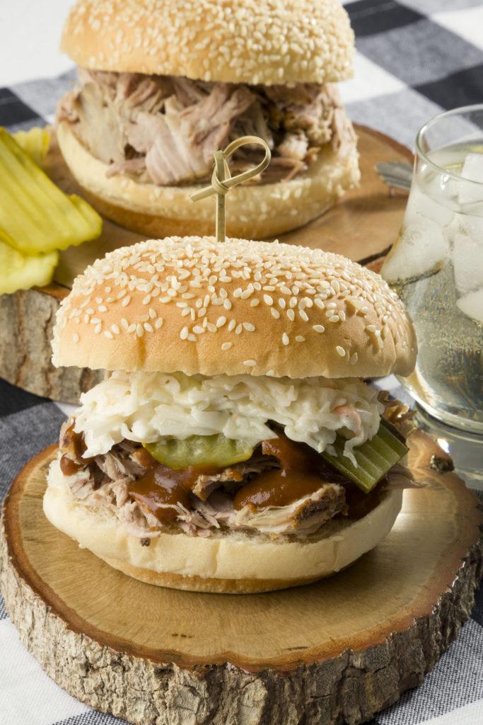 Easiest Make Ahead Pulled Pork Recipe, Pulled Pork, Barbecue Pork #pulled pork #barbecue pork #kippiathome