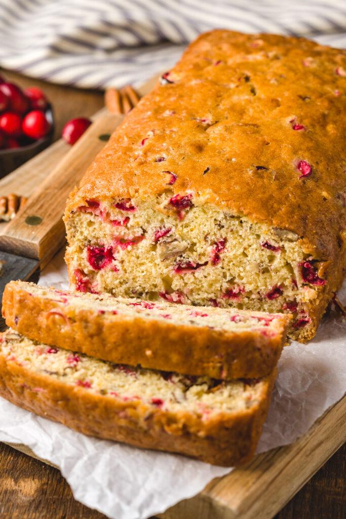 Best Cranberry bread recipe