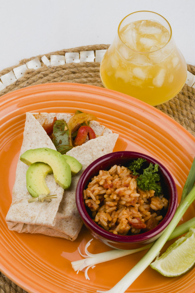 Kippi's Healthy Fajitas, Make-Ahead Meals, Easy time-saving, and budget friendly recipes #makeaheadmeals #fajita #kippiathome