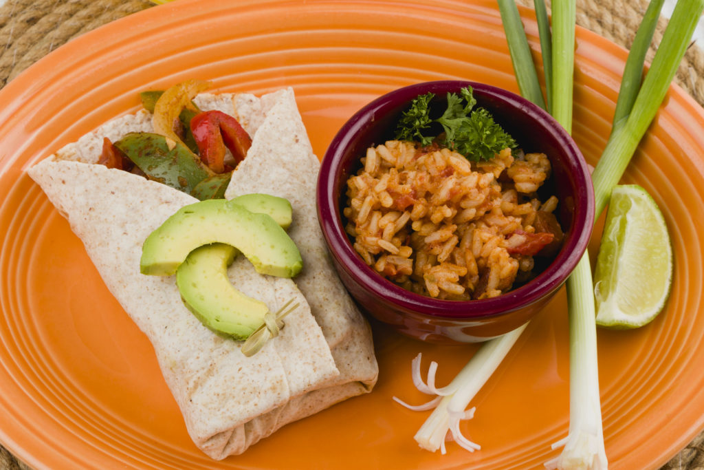 Kippi's Healthy Fajitas, make ahead meals, easy quick healthy #makeaheadmeals #fajitas #kippiathome