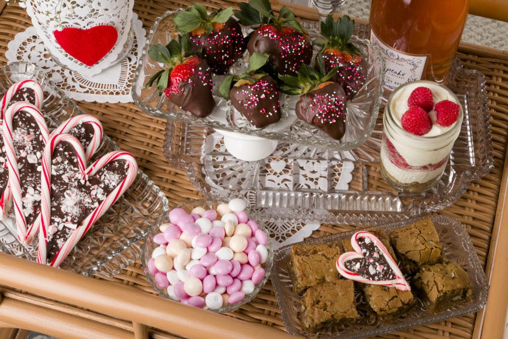 Easy Sweet Treats Easy Sweet Treats, Gnomes, SVG File Love Banner, Recipes #floral #raspberryparfait #pinkdrinks #chocolatestrawberries #kippiathome
