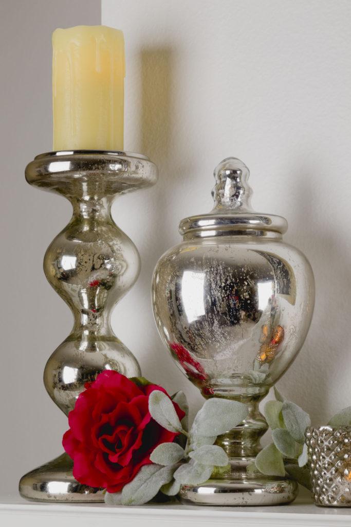 Valentine's Mantel Decor, Cricut Maker Valentine Design, Gnome, Buffalo Check Decor #Valetninegnome #gnome #velantine #Cricutmaker #kippiathome