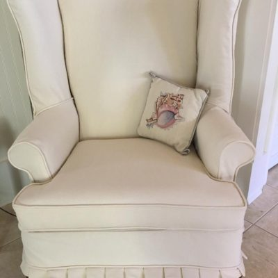 Wingback Makeover