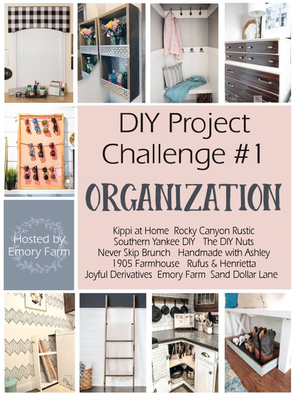 Tour Projects $50 Challenge Organization, visit all stops and be inspired