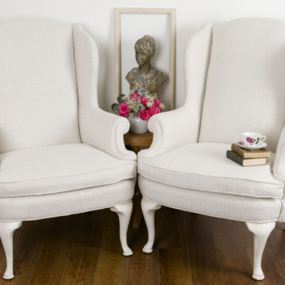 Wingback Chairs Update