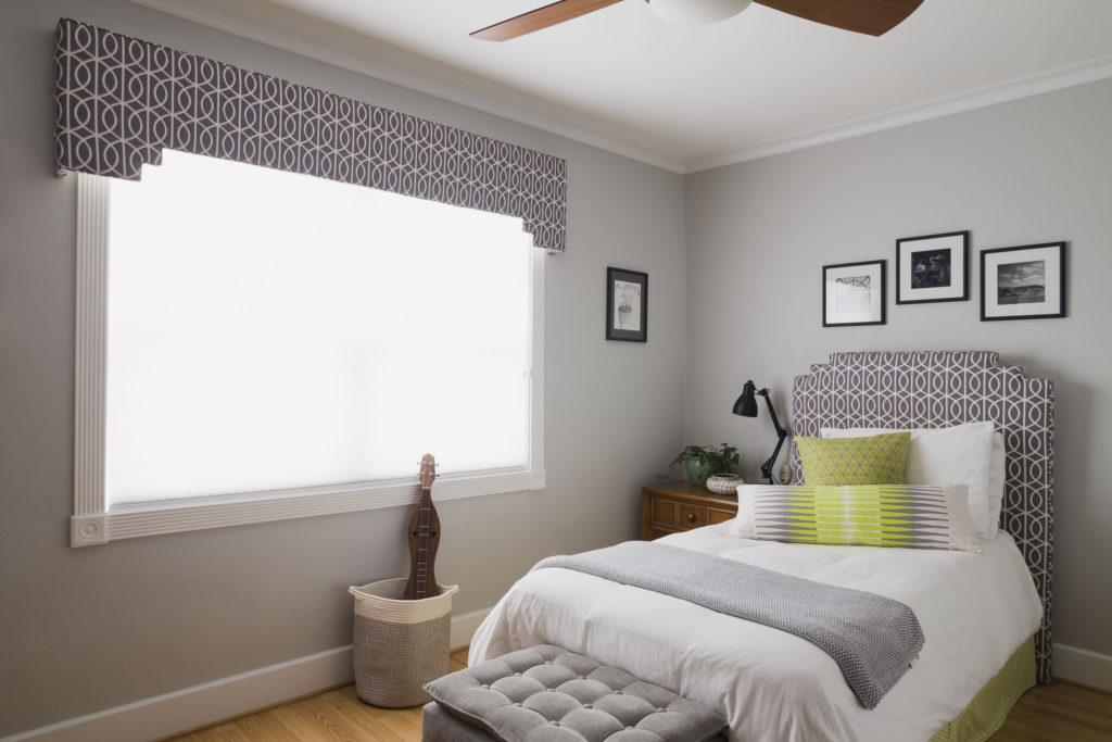 Modern Teen Boys Bedroom DIY Makeover Reveal