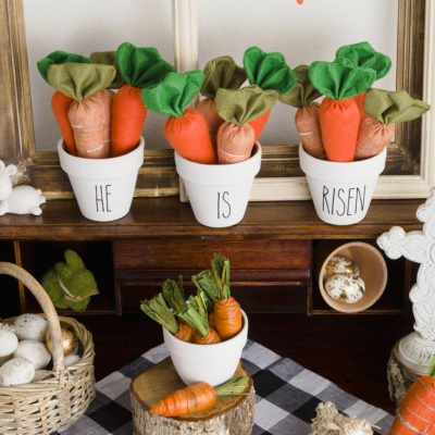 Easy Easter Decorating DIY