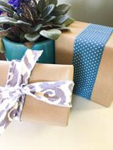 Fabric Ribbons DIY