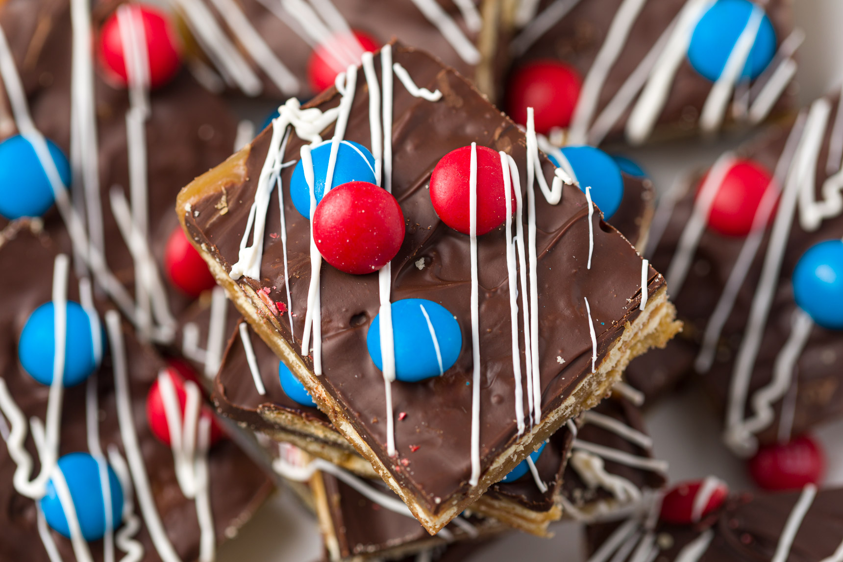 4th of July Crack Candy