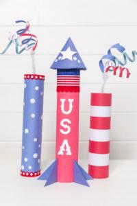 DIY Firecrackers and rocket