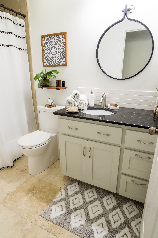 Diy Bathroom Renovations: DIY Bathroom Remodel Under $300