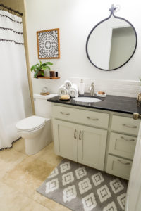 Bathroom remodel reveal