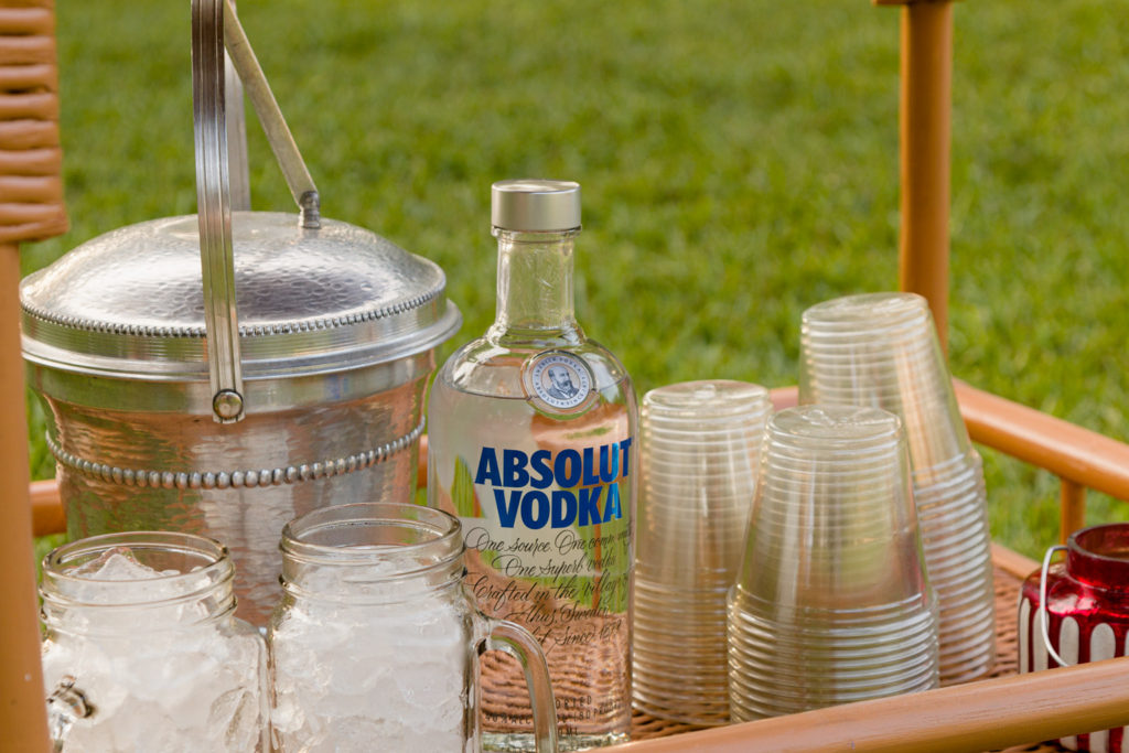 Bar Cart Ice Bucket