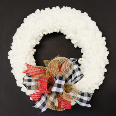 Christmas Wreath DIY – How to Make a Holiday Wreath