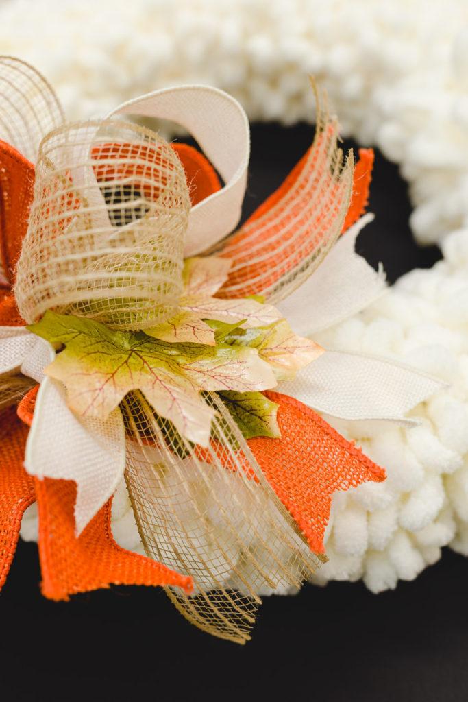 Multi-ribbon fall bow