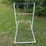 DIY Ladder Ball Set