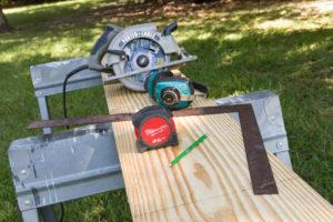 Gathering tools and lumbar