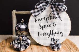 Another two buffalo check pumpkins added