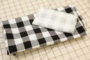 Buffalo check fabrics