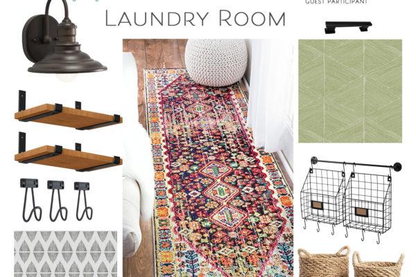 Laundry Room Ideas – One Room Challenge Week 1
