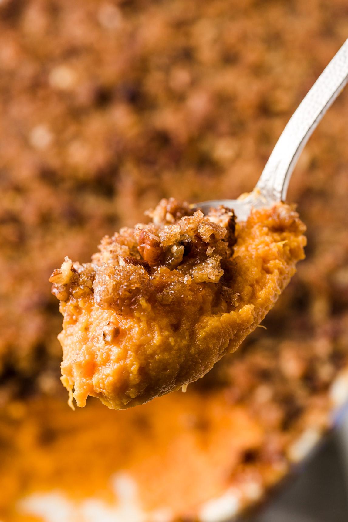 Best Sweet Potato Casserole Recipe