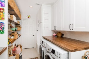 Laundry Room Makeover Reveal - Laundry Room After Photo