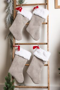 Handmade Stockings