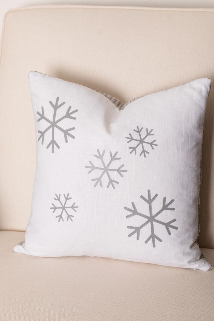 Handmade Christmas and winter Pillows