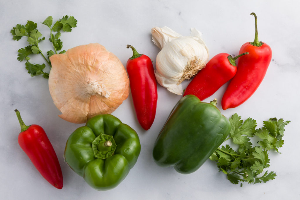 Organic Chili vegetables