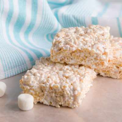 The Best Rice Krispie Treats Ever