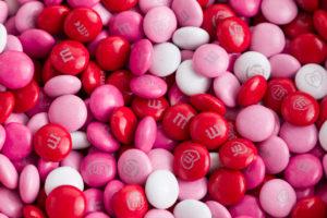 Valentine M&M