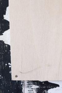 Chalkboard screws