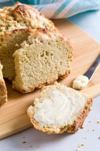 Soda Bread Buttered