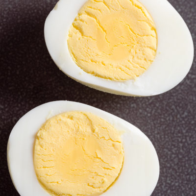 Make Perfect Hard Boiled Eggs