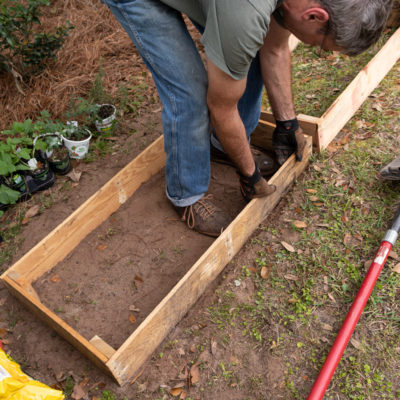 DIY Raised Garden Beds – Vegetable Gardening
