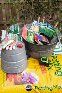 Seeds and planting supplies