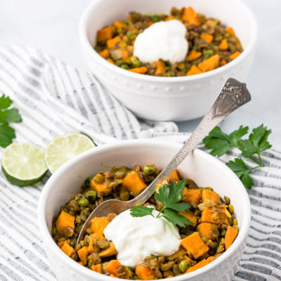 Indian Lentil Stew – Quick Dal Recipe